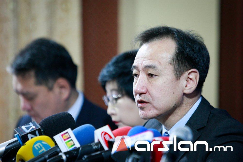 Д.Цогтбаатар: Европын холбоо Монгол Улсыг хар жагсаалтаас гаргах нь зөв гэж шийдсэн