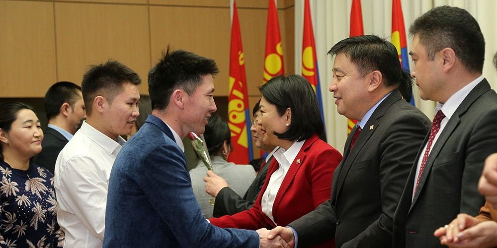 """С.Батболд: МАН бол Монгол Улсын тусгаар тогтнол, хөгжил цэцэглэлттэй """"хүйн холбоо""""-той улс төрийн хүчин"""