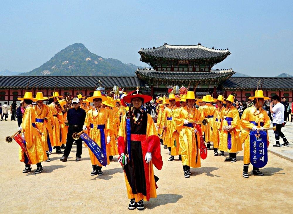 Өмнөд Солонгост ирсэн гадны жуулчдыг Монголчууд өсөлтөөрөө тэргүүлжээ