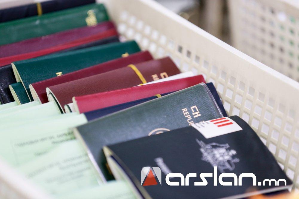 Энэ оны нэгдүгээр сарын 2-ноос өмнө сунгалт хийлгэсэн иргэдийн гадаад паспорт хүчинтэй