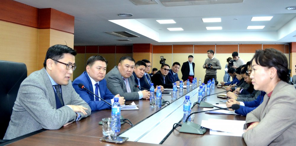 Монгол улсын Хөгжлийн банкинд хийх  ГҮЙЦЭТГЭЛИЙН АУДИТЫН  төлөвлөгөөг танилцууллаа