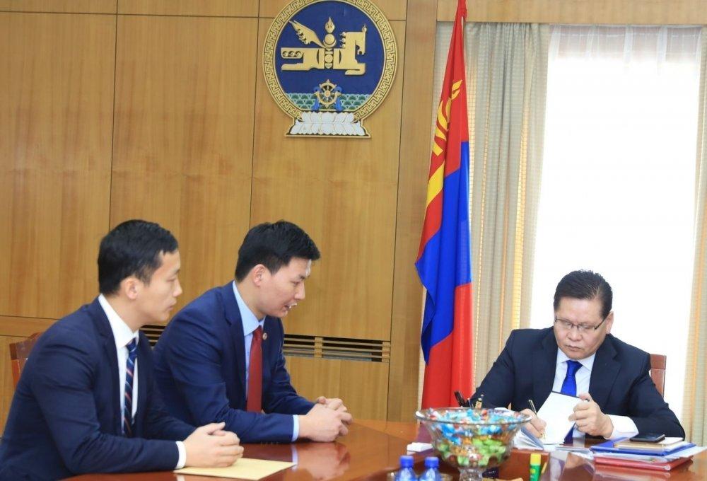АТГ-аас Монгол Улсын Шадар сайдад зөвлөмж өгөв