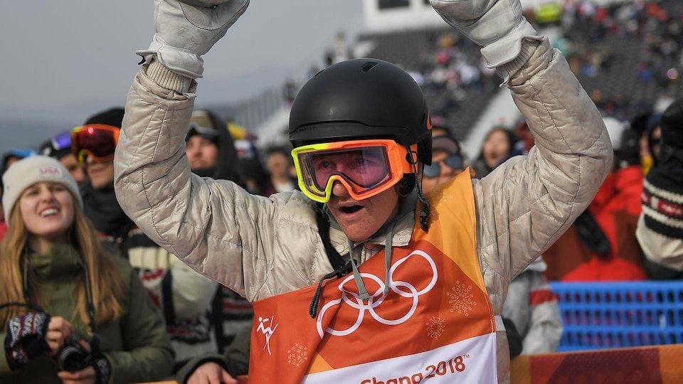АНУ-ын тамирчин Рэдмонд Жеррард багтаа анхны алтан медалийг авчирлаа