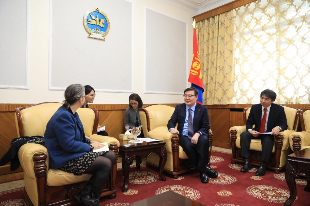 Монгол, Францын Гадаад харилцааны яам хоорондын зөвлөлдөх уулзалт болно