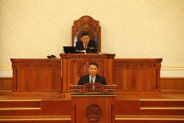 Ерөнхийлөгч Х.Баттулга Үндэсний тэтгэврийн тогтолцооны шинэчлэл хийхийг уриалав