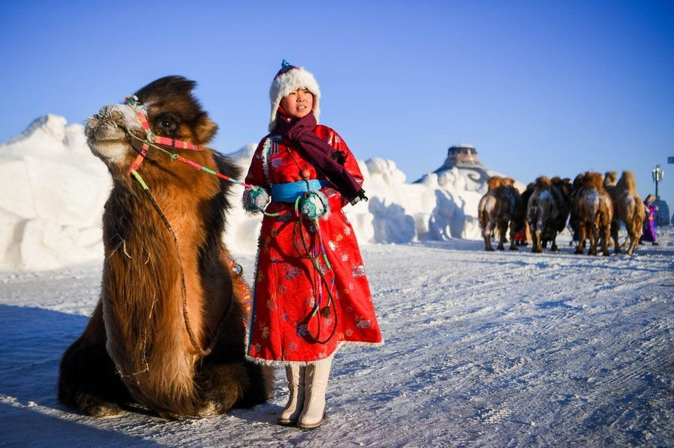 BBC: Долоо хоногийн ШИЛДЭГ зурагт Өвөр Монгол охины  зураг багтжээ