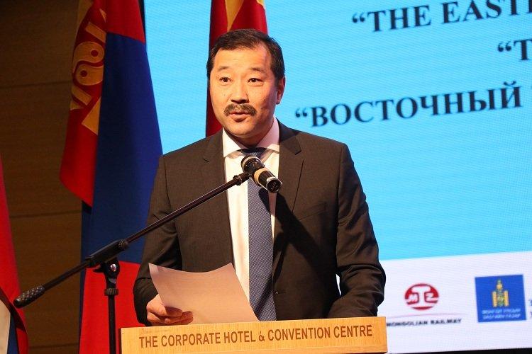 ЗТХ-ийн сайд Ж.Бат-Эрдэнэ: Монгол Улс Ази-Европыг холбох хамгийн дөт зам байх боломжтой