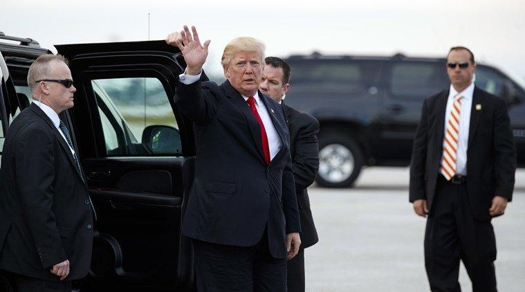 Дональд Трамп Дэлхийн эдийн засгийн чуулганд оролцоно