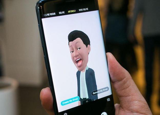 """""""GALAXY S9, S9+"""" тухайн хэрэглэгчийн нүүр царайтай ижилхэн """"ЭМОЖИ"""" бүтээх боломжтой"""