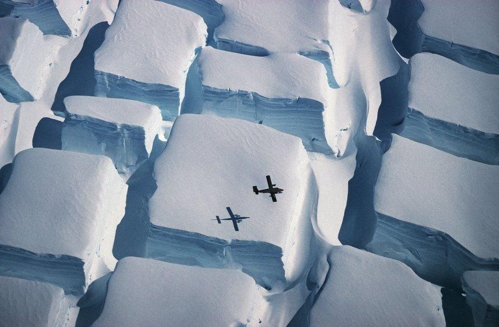 BBC: Антрактикийн энэ жилийн ШИЛДЭГ зургууд