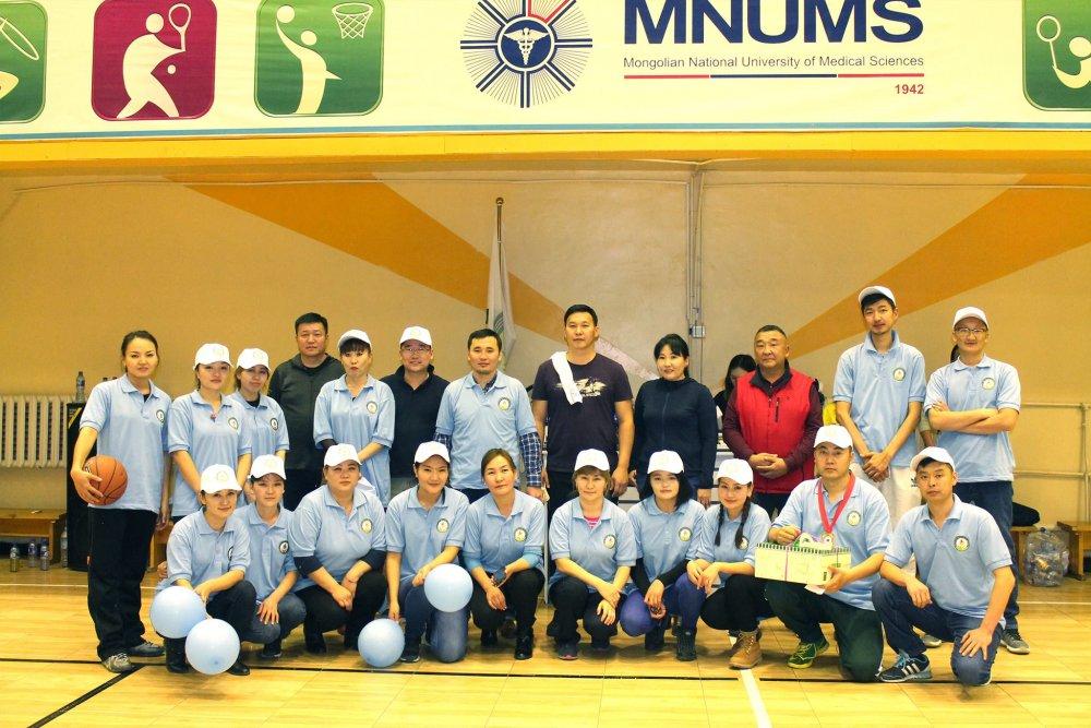 ГССҮТ Сагсан бөмбөгийн аварга шалгаруулах тэмцээнийг амжилттай зохион байгууллаа Arslan.mn