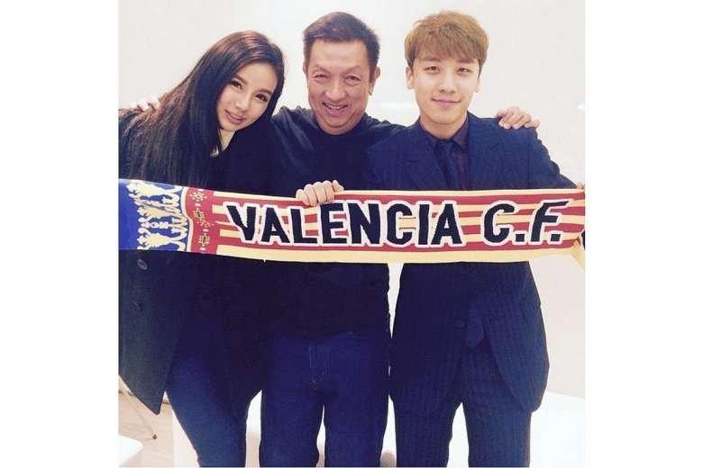 """ Valencia""-гийн эзний охин Kim Lim Arslan.mn"