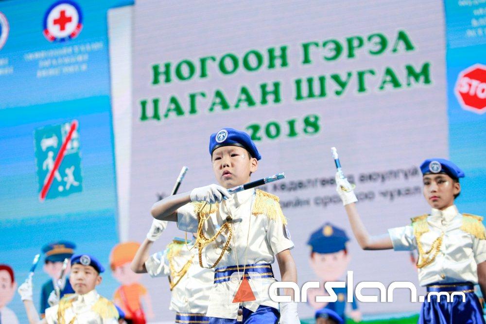"""""""НОГООН ГЭРЭЛ ЦАГААН ШУГАМ-2018"""" тэмцээн болж байна"""