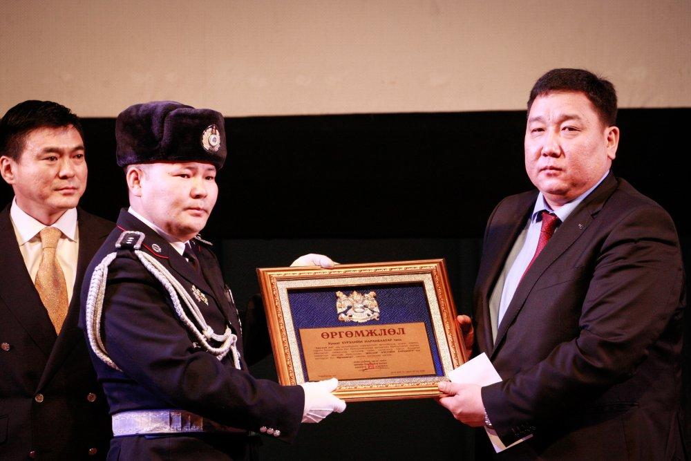 ФОТО: Нийслэлийн цагдаагийн газрын 2018 оны тайлангийн хурал боллоо Arslan.mn