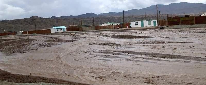 Баян-Өлгийд үер бууж 175 өрхийн гэр, хашаа усанд автжээ