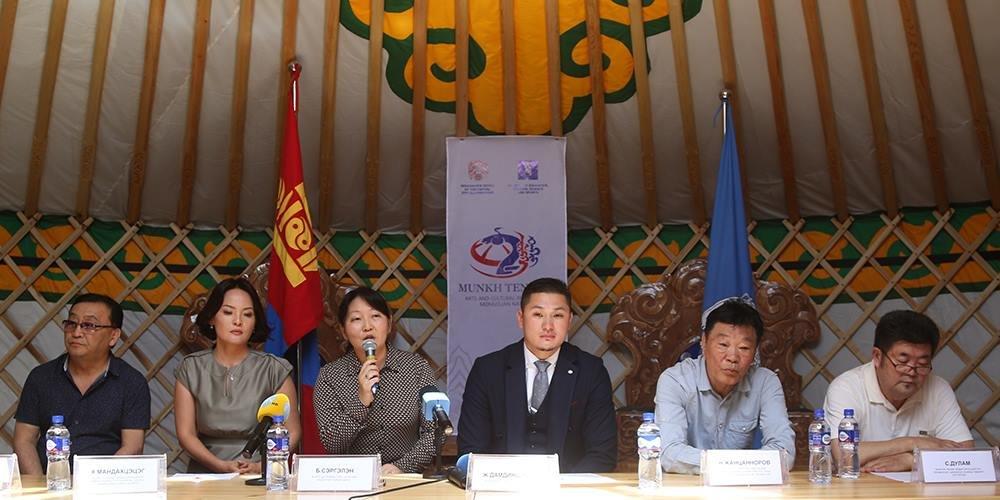 """""""МӨНХ ТЭНГЭР"""" Монгол туургатны соёл, урлагийн их наадам болно Arslan.mn"""