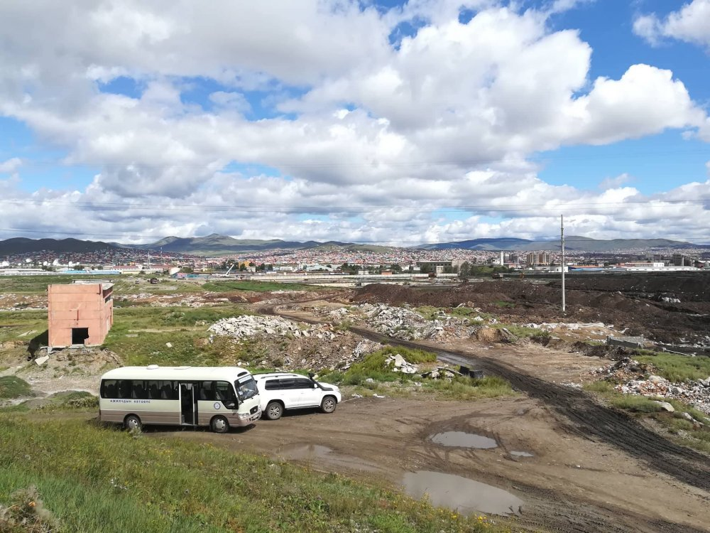 Х.Баделхан: Шинэ цэвэрлэх байгууламжийг 2020 он гэхэд барьж дуусгана Arslan.mn