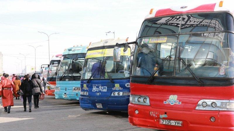 Улаанбаатар-Дорноговь чиглэлд нэмэлт автобус үйлчилж байна