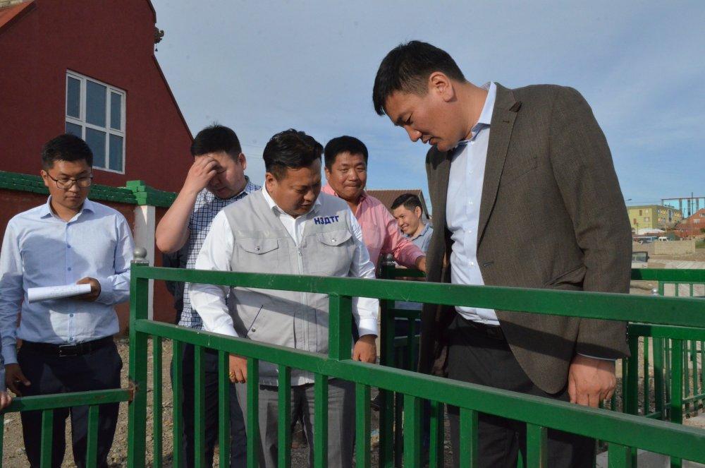 Баянхошуу дэд төвд баригдах 240 ортой хүүхдийн цэцэрлэг ирэх сарын 15-нд ашиглалтад орно Arslan.mn