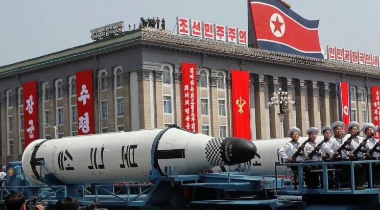 Умард Солонгос шинэ пуужин үйлдвэрлэж байна хэмээн АНУ-ын тагнуулын алба сэжиглэж байна