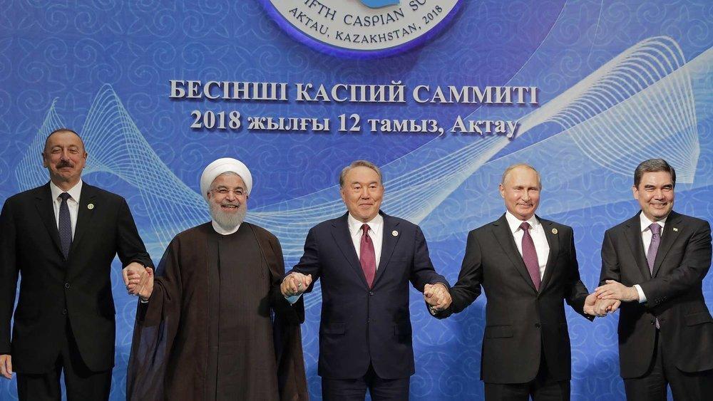 ТҮҮХЭН ШИЙДВЭР: Каспийн тэнгисийн Үндсэн хуулийг баталлаа