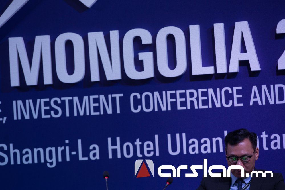 "ФОТО: ""Coal Mongolia"" чуулга уулзалт болж байна"