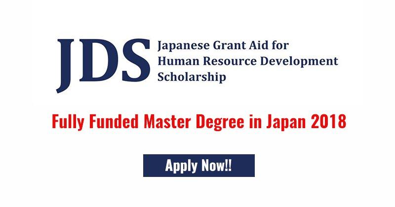 Япон улсад хүний нөөцийн чиглэлээр магистрт сургах ТЭТГЭЛЭГТ хөтөлбөр зарлагджээ