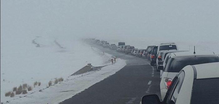 Дархан-Уул, Сэлэнгэ аймгийн гарах чиглэлийн автозамын хөдөлгөөнийг нээлээ