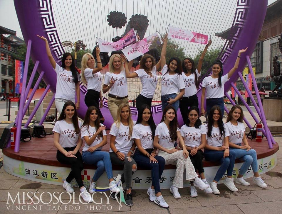 """""""MISS TOURISM WORLD 2018"""" ОУ-ын миссийн тэмцээнд Б.ХУЛАН амжилттай оролцож байна Arslan.mn"""