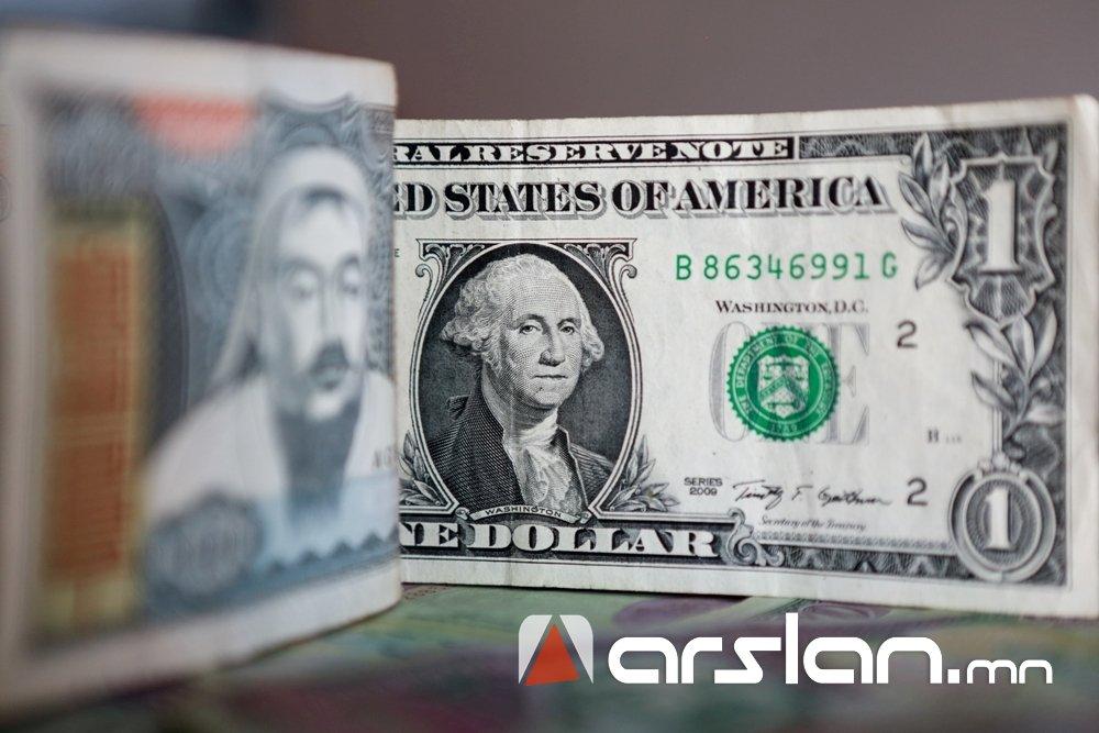 Монгол төгрөгийг америк долларын эсрэг чангахан зогс гэж хэлэх эрх бидэнд байхгүй