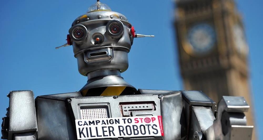 Робот цэргээс татгалзахыг уриаллаа