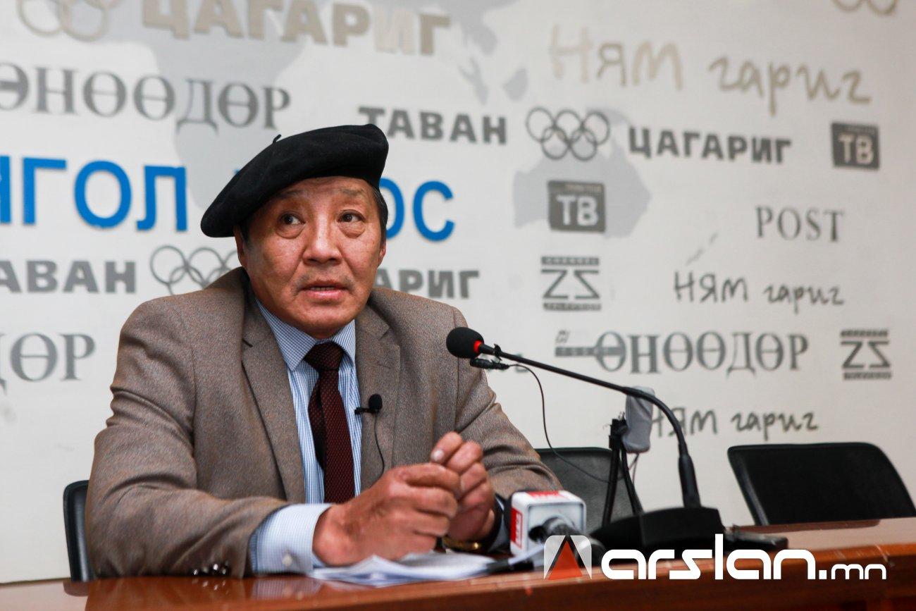 С.Эрдэнэ: Монголын ихэнх уул уурхайд ажиллаж байгаа хөдөлмөрчдийн цалин 1 сая төгрөг хүрэхгүй байна