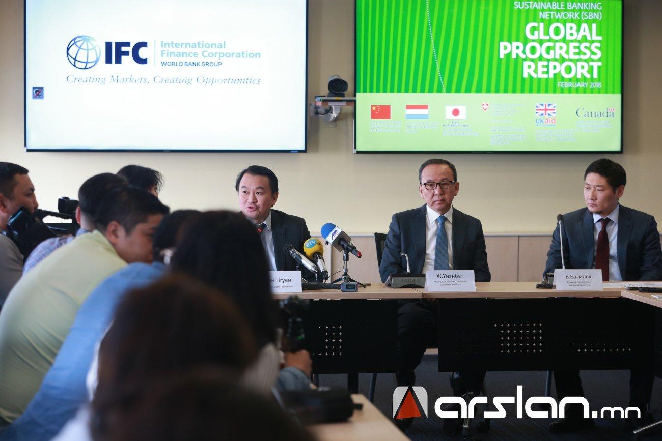 Тогтвортой санхүүжилтийг амжилттай хэрэгжүүлсэн  34 орноос хамгийн их амжилт гаргасан орнуудын нэг нь Монгол