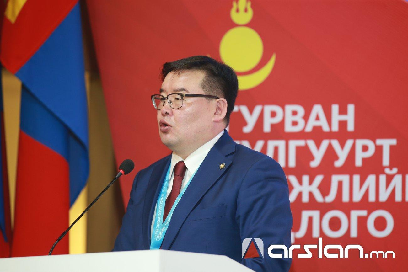 ТӨРИЙН ОРДНООС: Монголын Эдийн засгийн чуулган БОЛЖ БАЙНА Arslan.mn