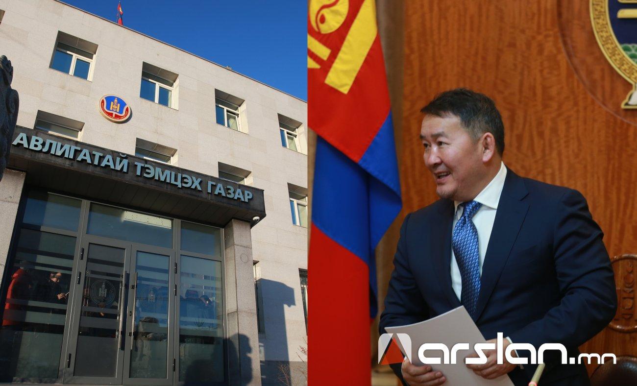 Ерөнхийлөгчийг АТГ-ын ажилд оролцож буйг олон улсын байгууллага шүүмжилжээ