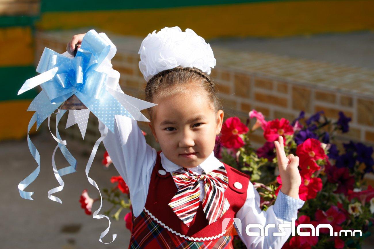 Улаанбаатарт 34.2 мянган хүүхэд шинээр сурагч болно