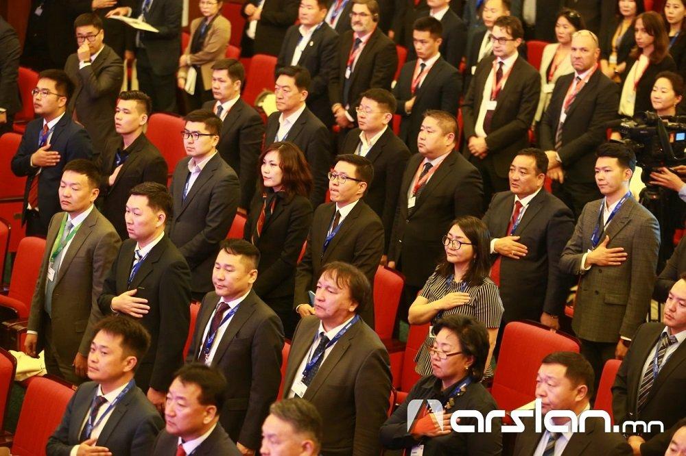 LIVE: Монголын Эдийн засгийн чуулган - 2018 эхэллээ