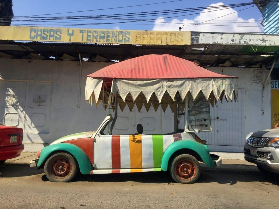 Volkswagen Beetle: Мексикийн сонгодог машинууд