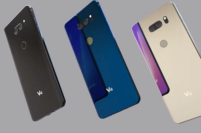 LG анхны таван камертай гар утас үйлдвэрлэнэ