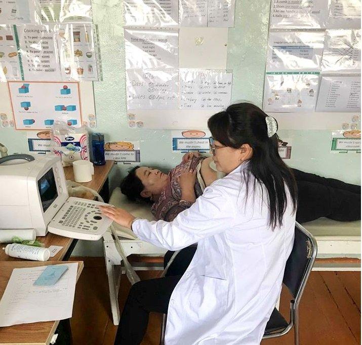 """""""Спэйшл майнз"""" компани Баянхонгор аймгийн Баян-Овоо сумын иргэдийг эрүүл мэндийн үзлэг, оношилгоонд бүрэн хамрууллаа"""