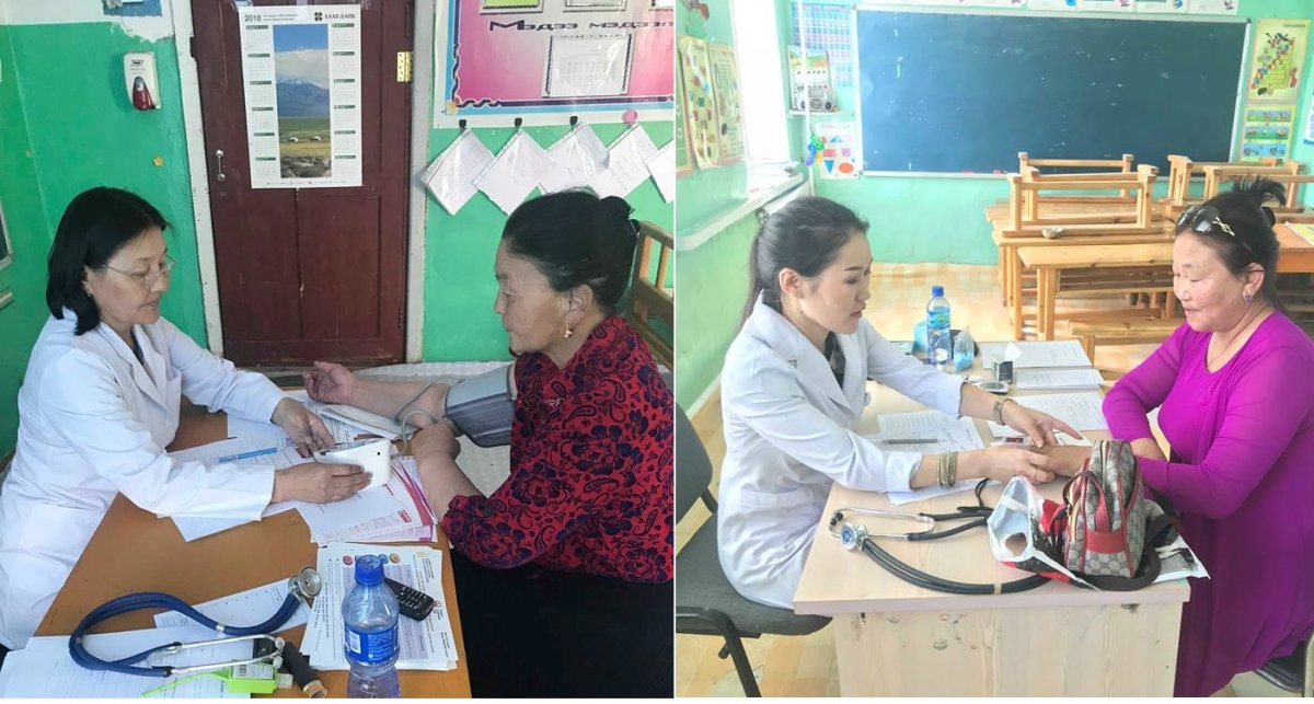 """""""Спэйшл майнз"""" компани Баянхонгор аймгийн Баян-Овоо сумын иргэдийг эрүүл мэндийн үзлэг, оношилгоонд бүрэн хамрууллаа Arslan.mn"""