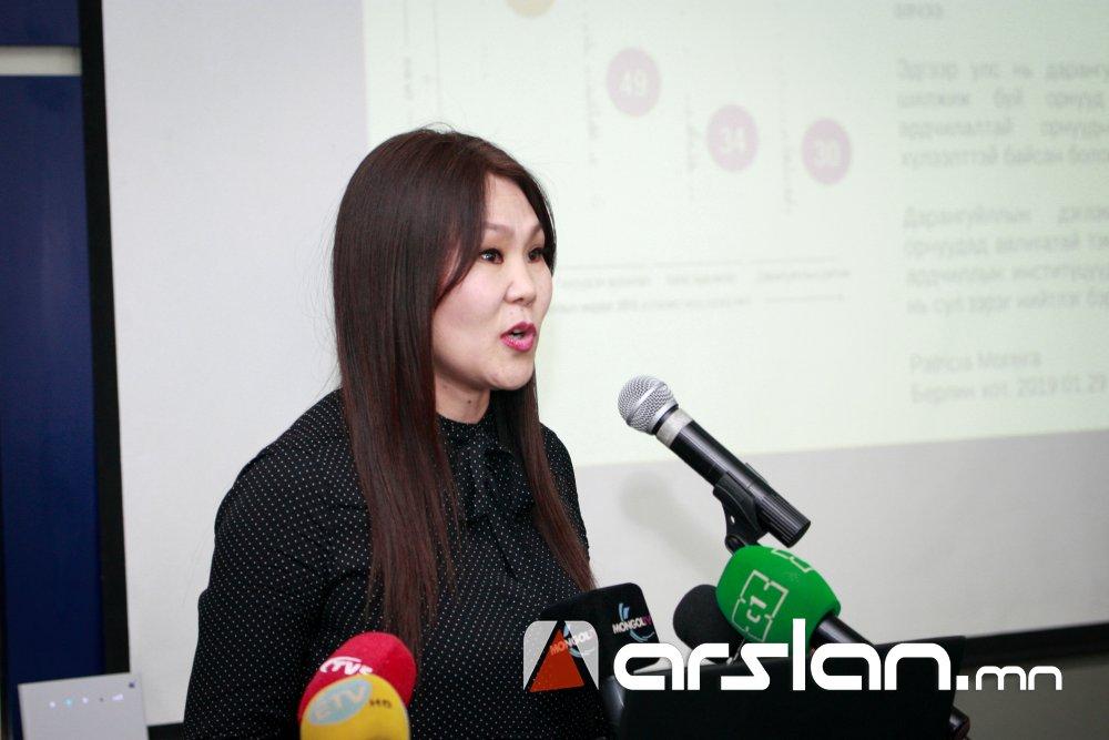 Монгол Улсын Авлигын индекс 2018 онд нэг оноогоор дээшилснээр 180 орноос 93-т бичигдлээ