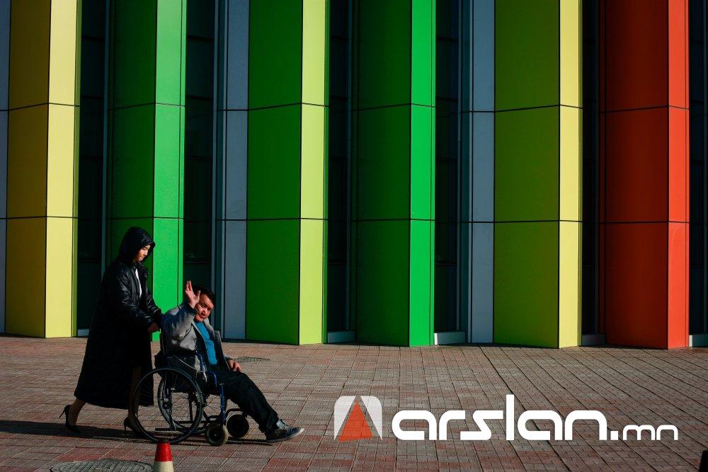 ФОТО: Хөгжлийн бэрхшээлтэй хүүхдүүд сэргээн засах иж бүрэн төвтэй боллоо Arslan.mn