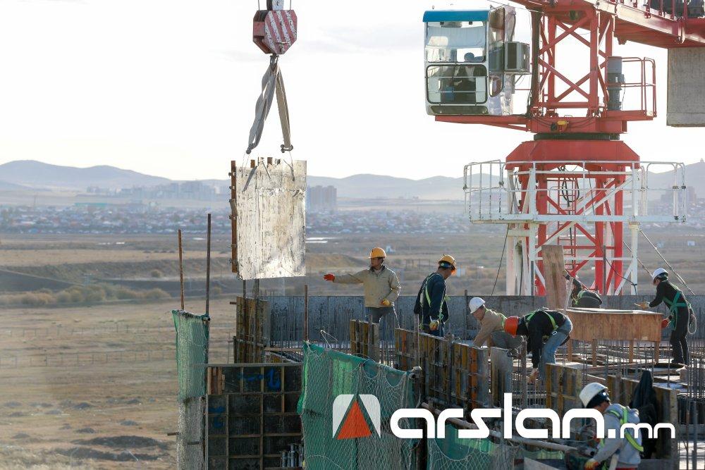 Монгол Улсад хөдөлмөрийн гэрээгээр ажиллаж буй иргэдийн 36.6 хувь нь БНХАУ