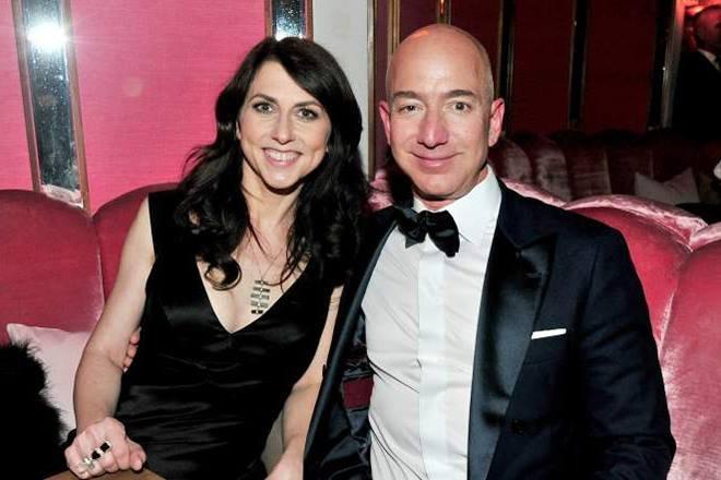 Дэлхийн хамгийн баян хүн эхнэрээсээ салжээ