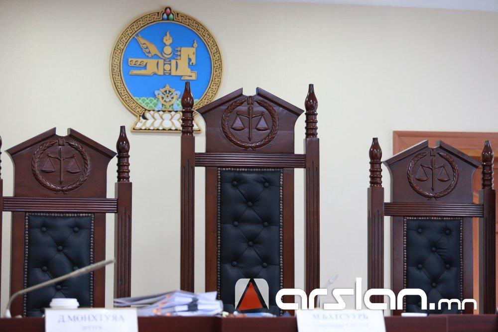 Б.Махбалын хэргийн шүүх хурал өнөөдөр болно
