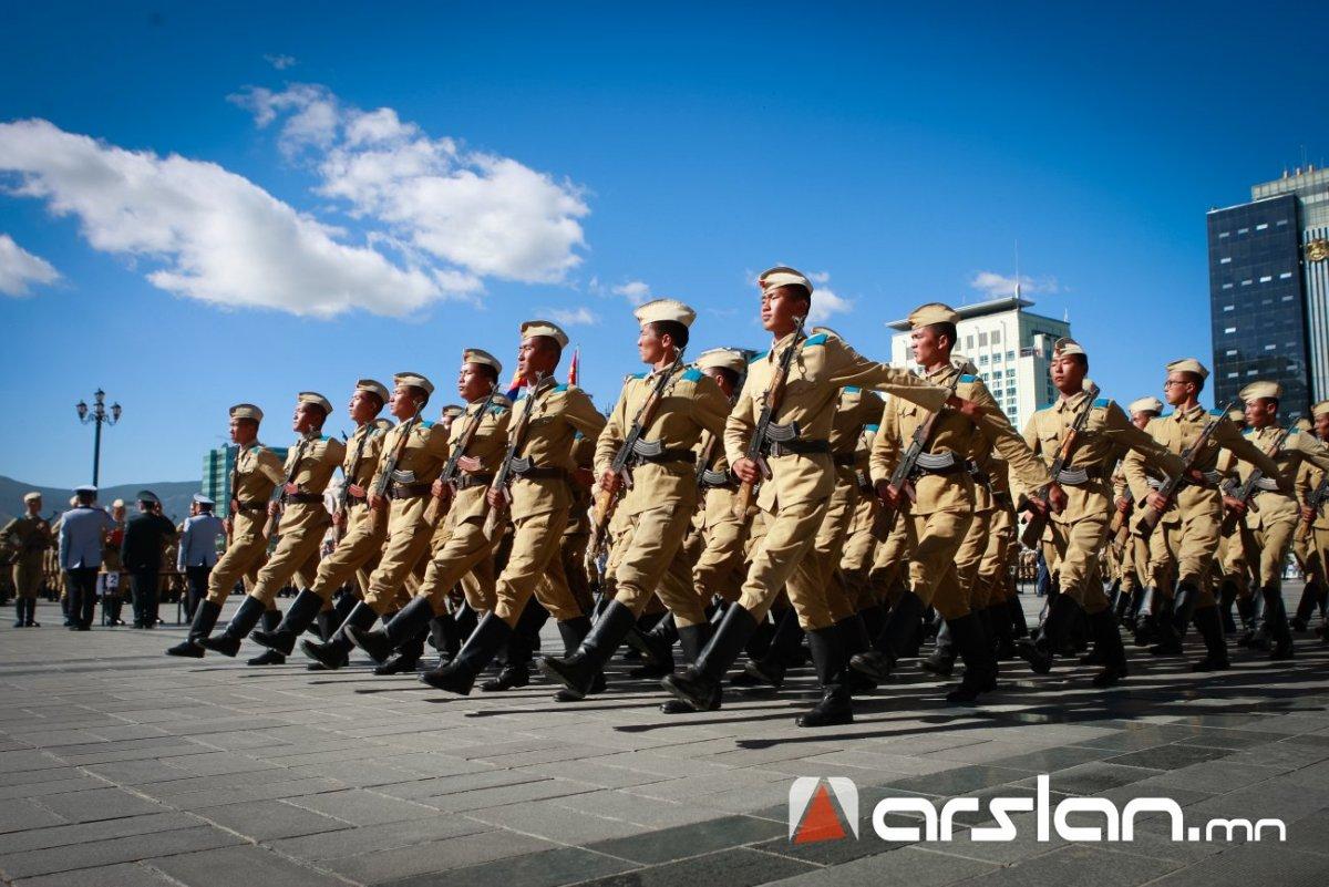 Цэрэг татлага аравдугаар сарын 18-20-нд явагдана