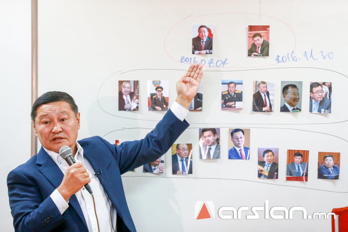 БАРИМТ: Ерөнхий сайд асан Н.Алтанхуяг  Монголын төрийг самарсан этгээдүүдийг ЗАРЛАЖ БАЙНА