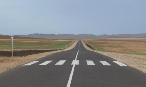 Ирэх дөрвөн жилд улсын хэмжээнд 1800 км хатуу хучилттай авто зам барина