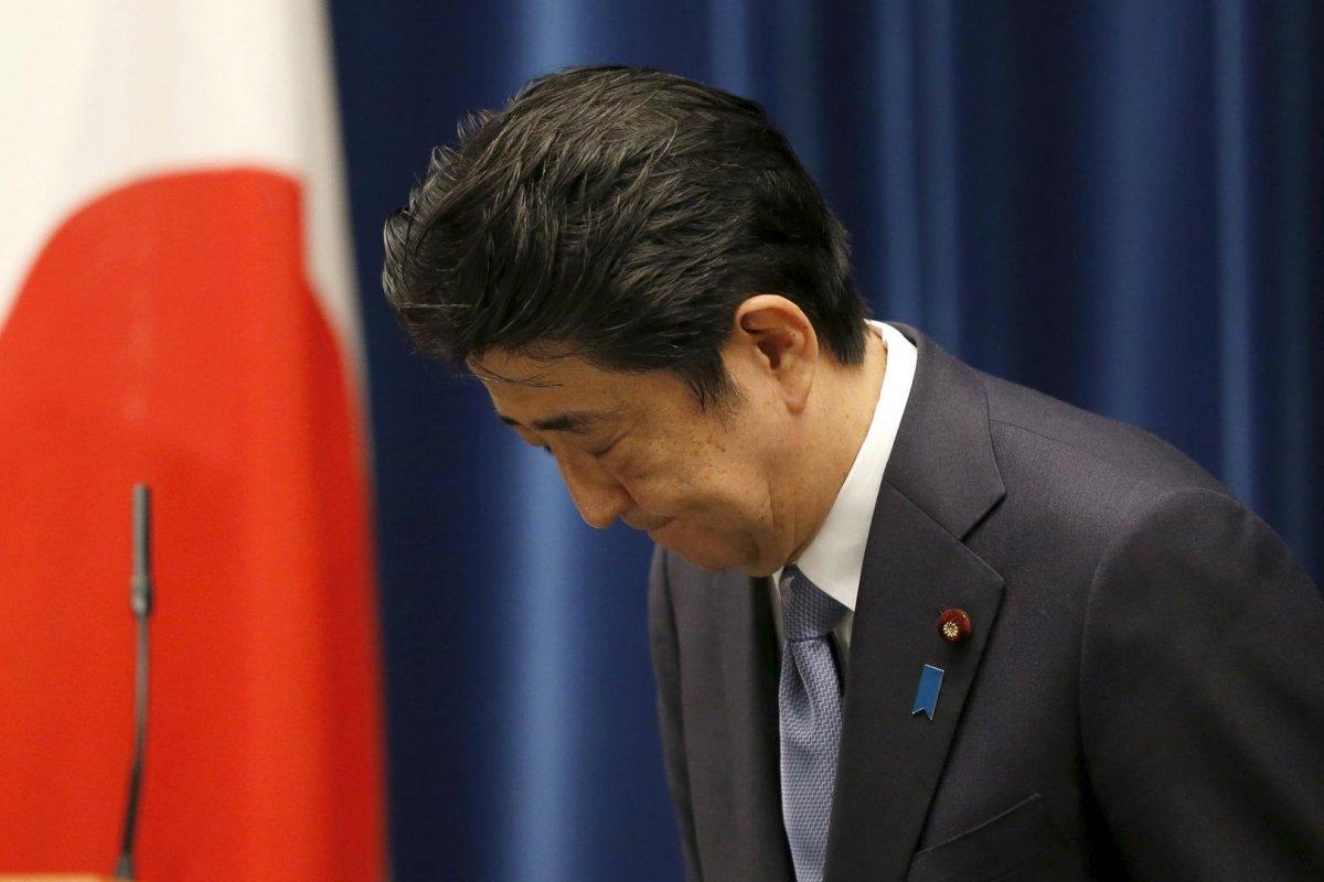 Ерөнхий сайд Абэ Шинзо ард түмнээсээ дахин ХҮЛЦЭЛ өчжээ